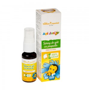 SPRAY DE GAT CU PROPOLIS API JUNIOR